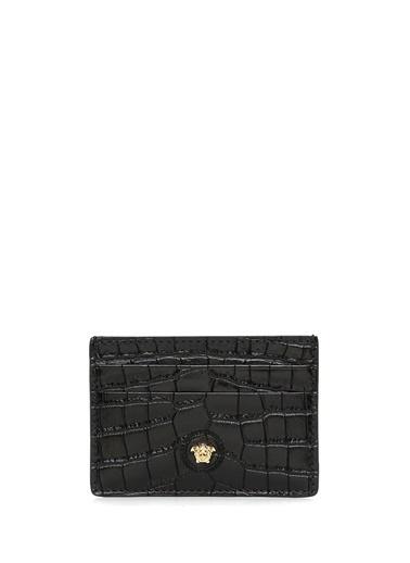 Versace Kartlık Siyah